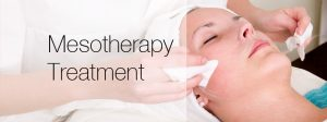 mesotherapy cost